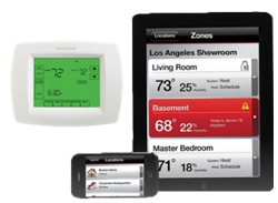Honeywell DIY Wi-Fi Thermostats